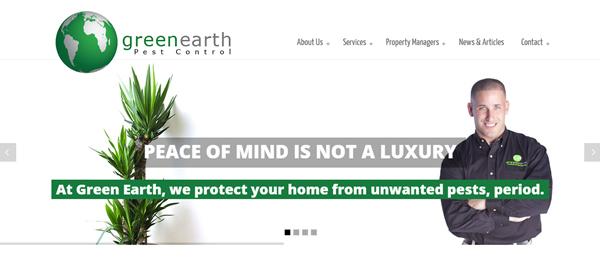 Greenearth Pest Control