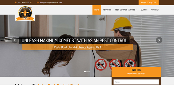 Asian Pest Services