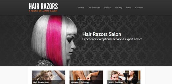 Hair Razor Salon