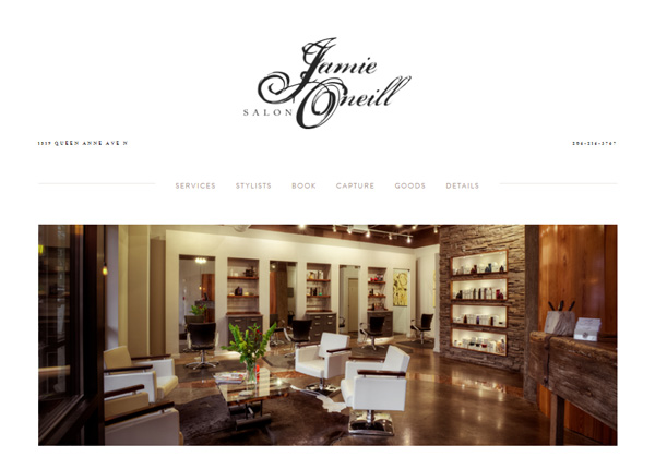 Jamie Oneill Salon