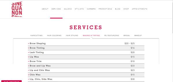Sine Qua Non Services