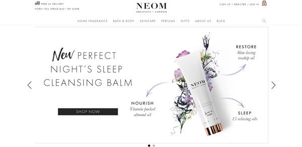 Neom Organics London