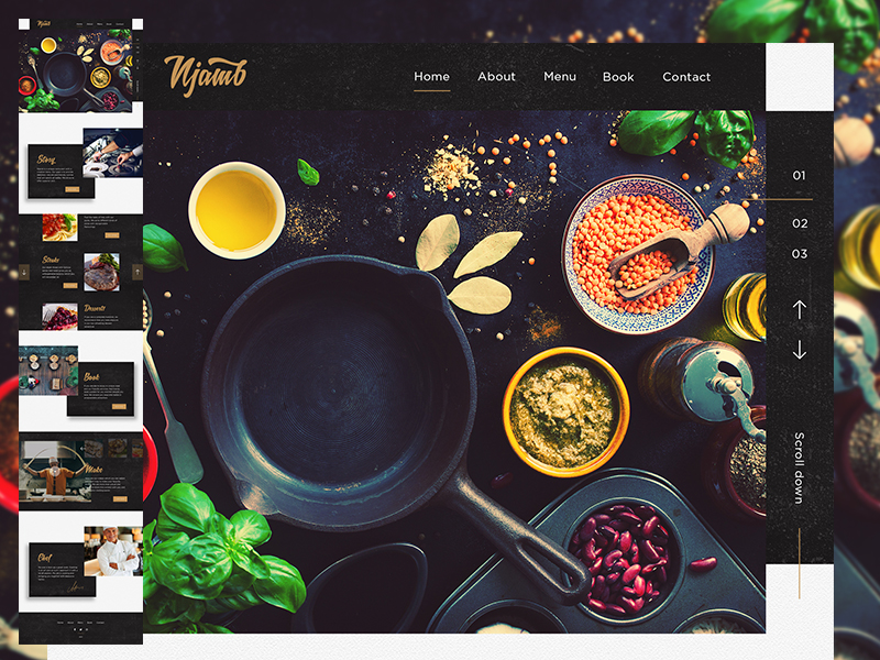 31 Best Restaurant Websites