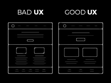 11 Difference Between Good Web design and Bad Web Design